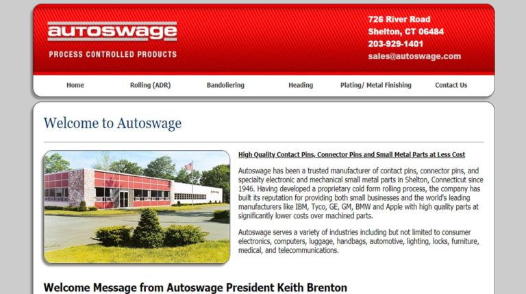 Autoswage Products, Inc.
