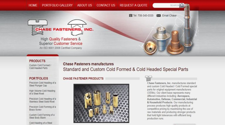 Chase Fasteners, Inc.