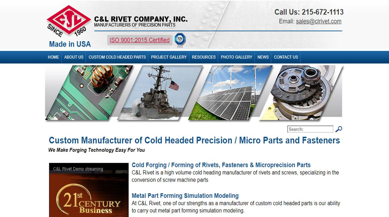C&L Rivet Company, Inc.