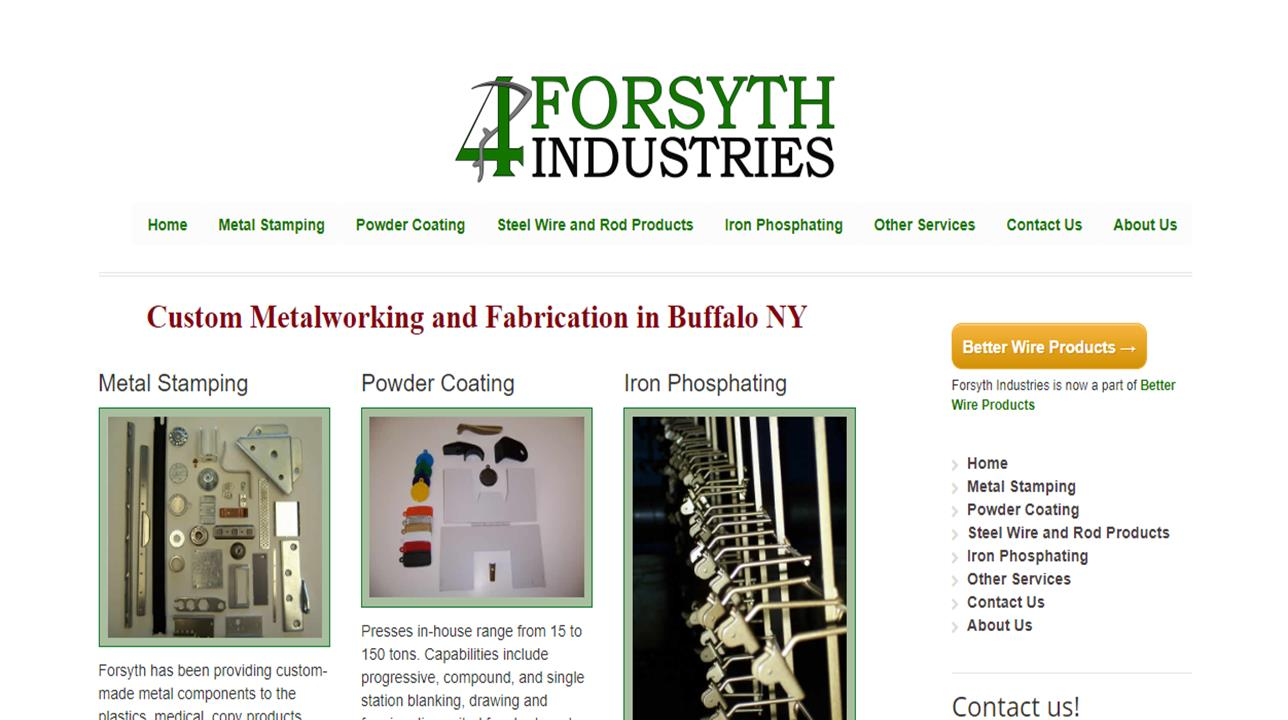 Forsyth Industries, Inc.