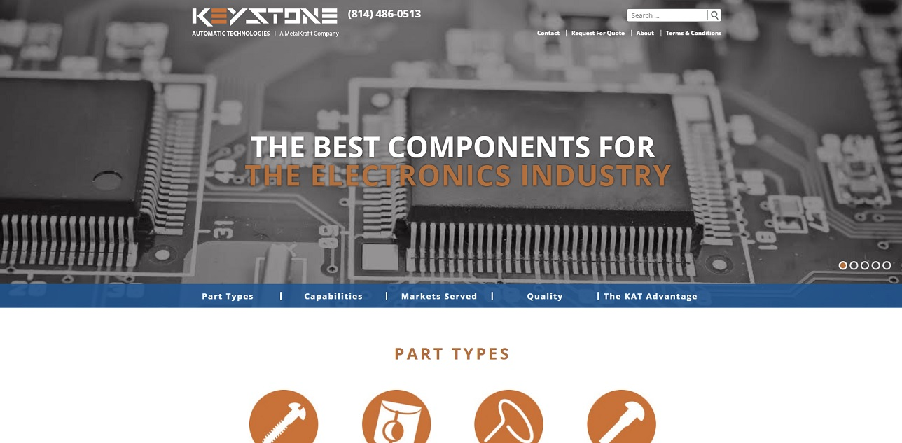 Keystone Automatic Technology, Inc.