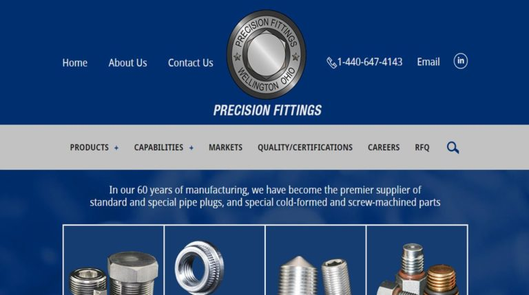 Precision Fittings, Inc.