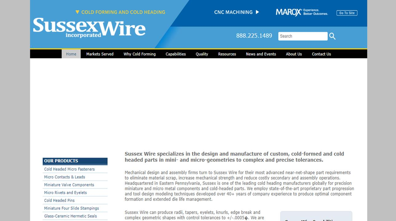 Sussex Wire, Inc.