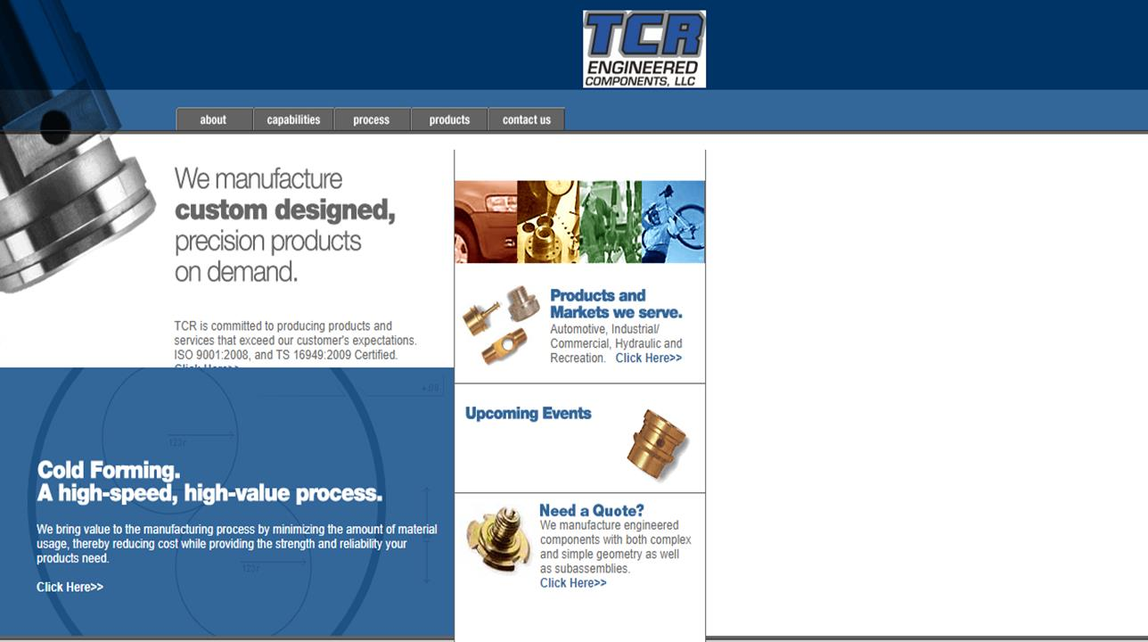 TCR Engineered Components