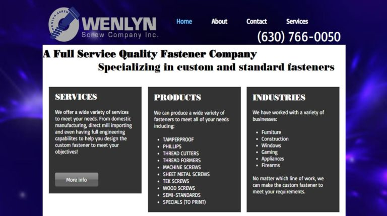 Wenlyn Screw Company Inc.