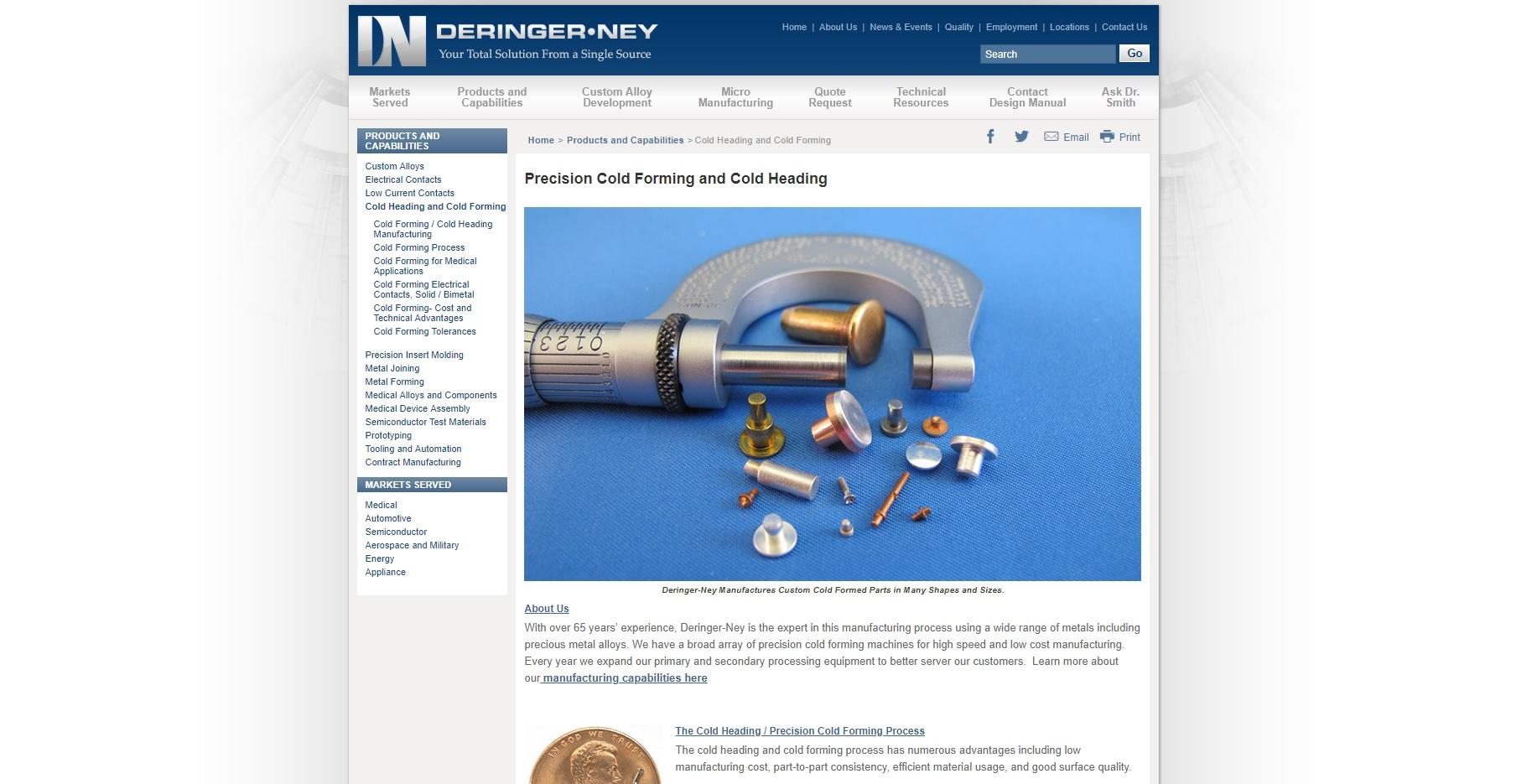Deringer-Ney, Inc.