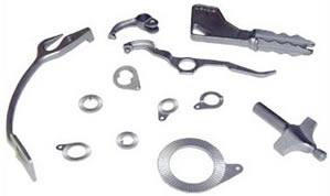 titanium investment castings
