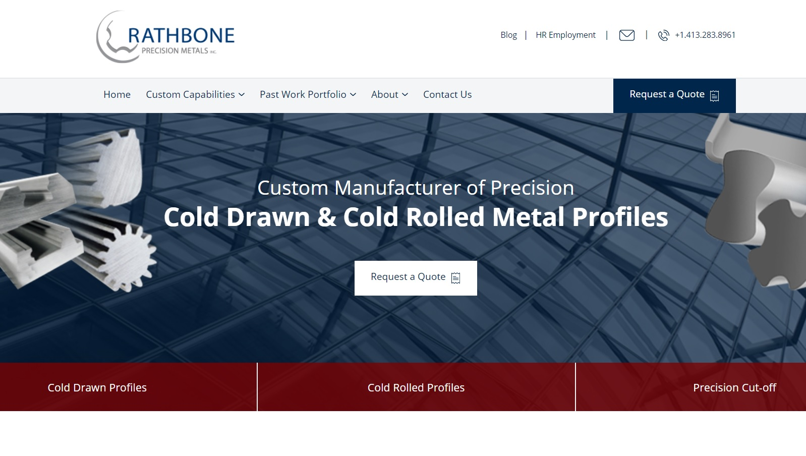 Rathbone Precision Metals, Inc.
