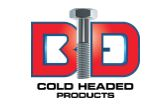 B & D Cold Headed Products Logo